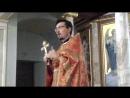 2018.05.02 Преполовение Пятидесятницы. Блаженной Матроны Московской