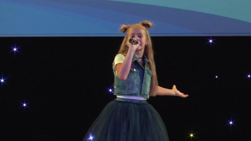 Конкурс Берега Надежды: Жданова София - А мне бы петь и танцевать