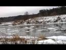 Река Угра январь 2018