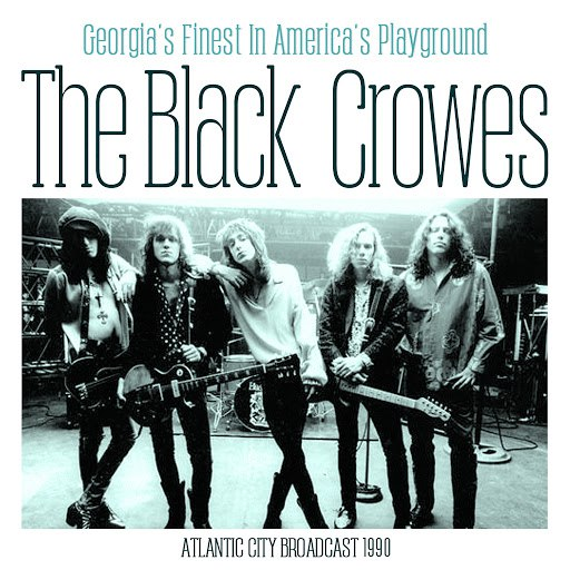 The Black Crowes альбом Georgia's Finest in America's Playground (Live)