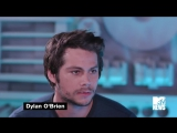 Dylan O'Brien on Teen Wolf ending