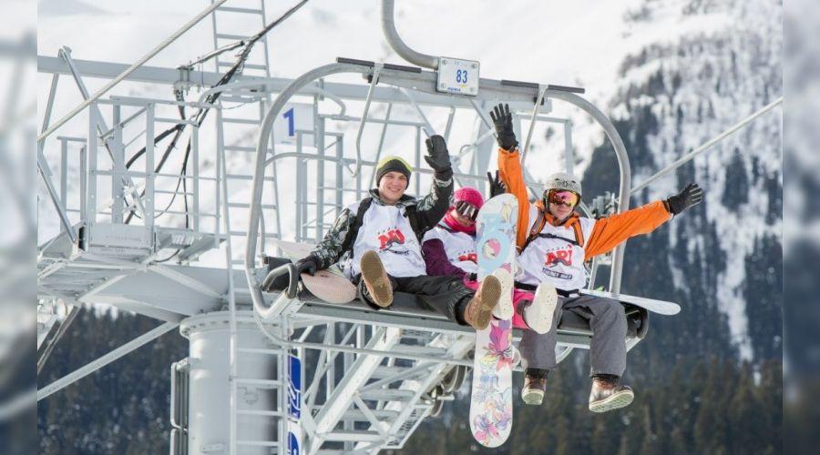 В Зеленчукском районе горнолыжный сезон откроется в начале декабря
