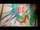 Alice Man Art/Alecia Fox art