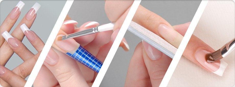 Обучение гелевому наращиванию ногтей Екатеринбург