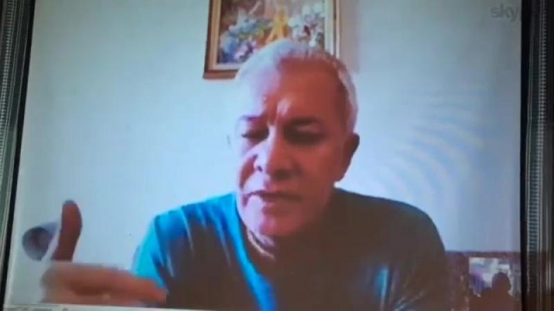Чайтанья Чандра Чаран Прабху 2017 11 13 Skype Ученик в ИСККОН день 1 Гуру таттва