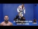 Davi Ramos - Spider guard pass with armbar bjf_ludus