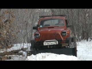 """""""УФФ"""" - ЗАЗ 965 4х4"""