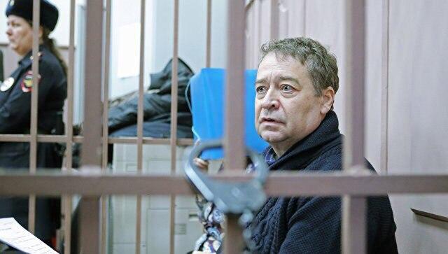 Леонид Маркелов спустя 9 месяцев после ареста.