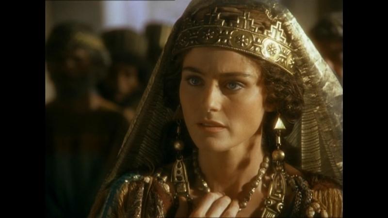 Библейские сказания. Есфирь Прекрасная: Царица-защитница (1999)