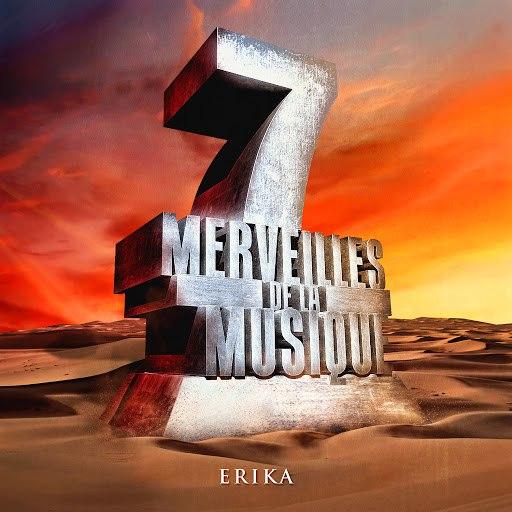 Erika альбом 7 merveilles de la musique: Erika