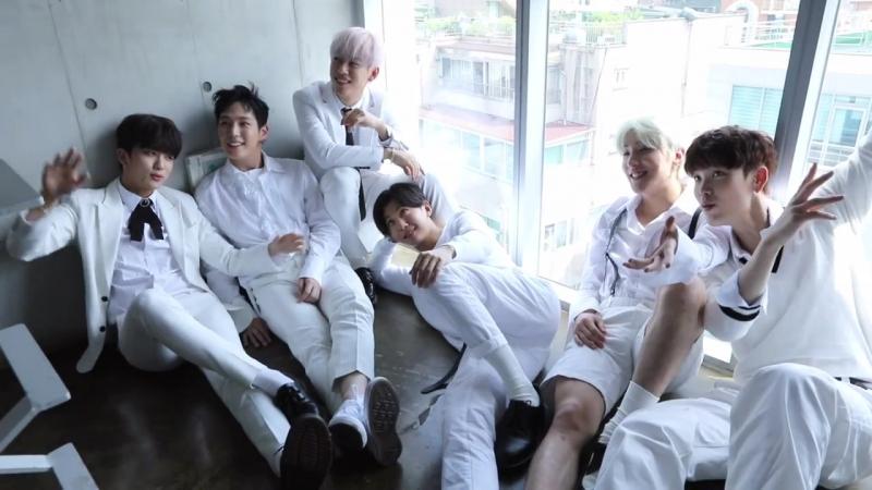 BTS – B.A.P на съемках для японского журнала «Hanryu Pia»