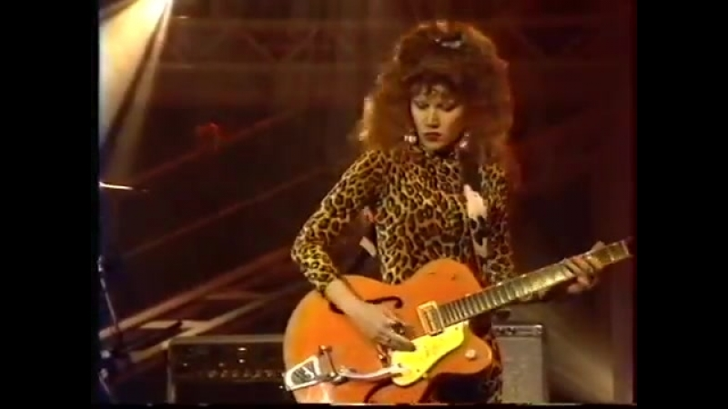 The Cramps - Ultra Twist - LIVE TV 1995