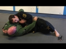 Arm bar stubborn frames while passing guard