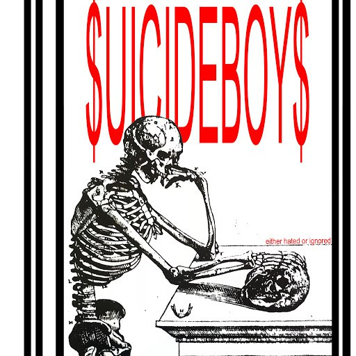 $uicideboy$ альбом Either Hated Or Ignored