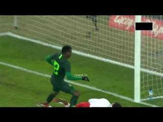 Polska 0_1 Nigeria - Skrót Meczu _ Highlights _ Mecz Towarzyski