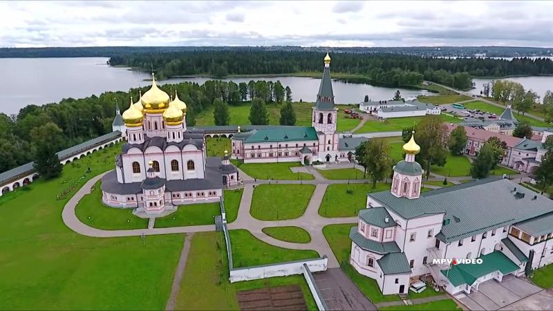 Иверский монастырь, Валдай. Автор Павел Москалев