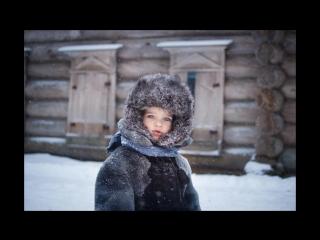 зимняя фотосессия фотограф сычева мария нижний новгород