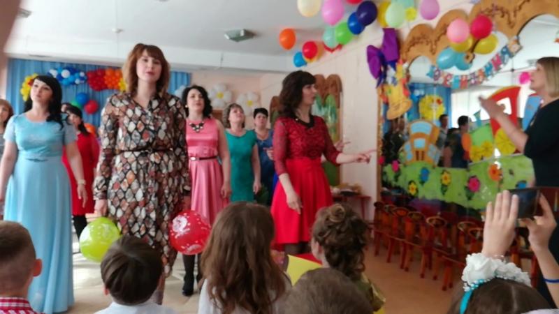 Детский сад 7 Ярославна, подарок от родителей