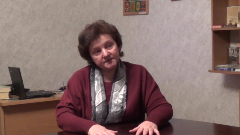 Беседы о телевизионной журналистике и не только с Анной Дегтяревой