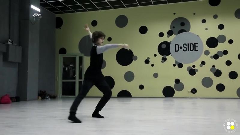Ильдар Гайнутдинов. TODES.14 февраля мастер-класс в стенах Dside Dance Studio.