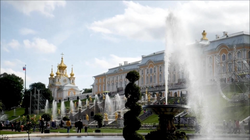Come to St. Petersburg. Stay at the Corinthia Hotel