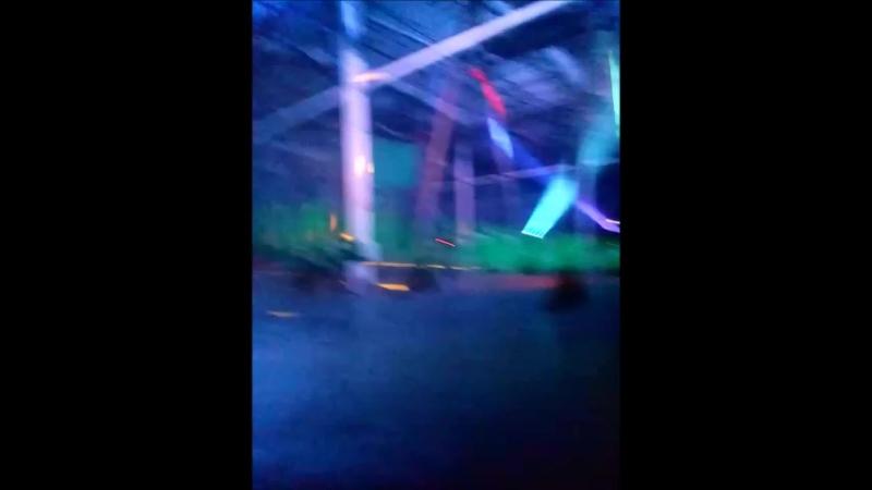 CRAZY - PARTY в Верёвочном Парке Атмосфера