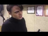 ALEKSEEV - Forever / Репетиция с педагогом по вокалу Алексом Панайи, Киев (24.03.18) / InstaStories @alekseev_officiel