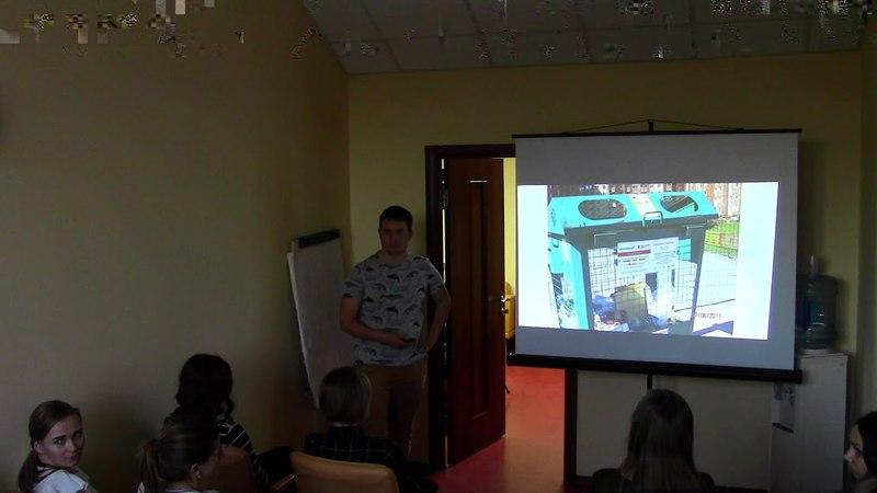 Раздельный сбор и Эко-привычки в быту в Воронеже