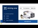 MiningOne - Оборудование для майнинга!