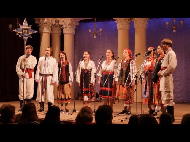 Божичі Різдвяний концерт 2014. Частина 1
