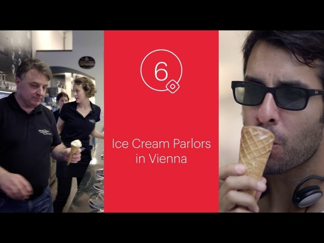 VIENNA/NOW Top Pick: 6 tasty ice cream parlors to cool off in the summer sun