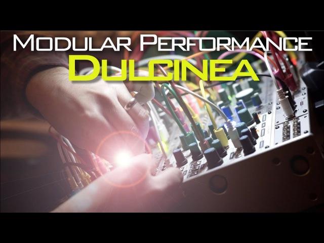 Modular Ballad ~::~ Dulcinea (Sputnik Dual Oscillator, Mutable Instruments Rings, Tides, Clouds)