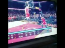 Nba live 18 crazy Isaiah Thomas glitch blocking a shot