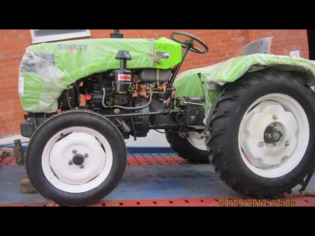 Трактор XT-220 малогабаритный 24л/с