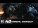 Creature FX /TechAnim Reel