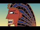 Часть 7. Третья казнь египетская. Ветхий завет в мультиках Нины Пэлей проект Ceder Mazochizm.