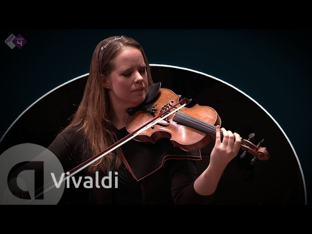Vivaldi Winter from The Four Seasons - Lisa Jacobs and The String Solists - Live Concert HD