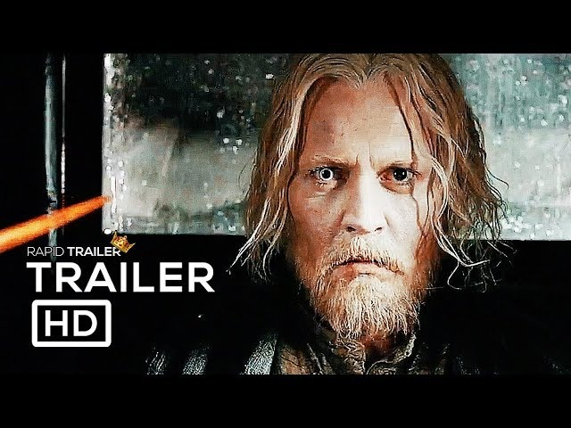 FANTASTIC BEASTS 2 Official Trailer (2018) J.K. Rowling, The Crimes Of Grindelwald Fantasy Movie HD