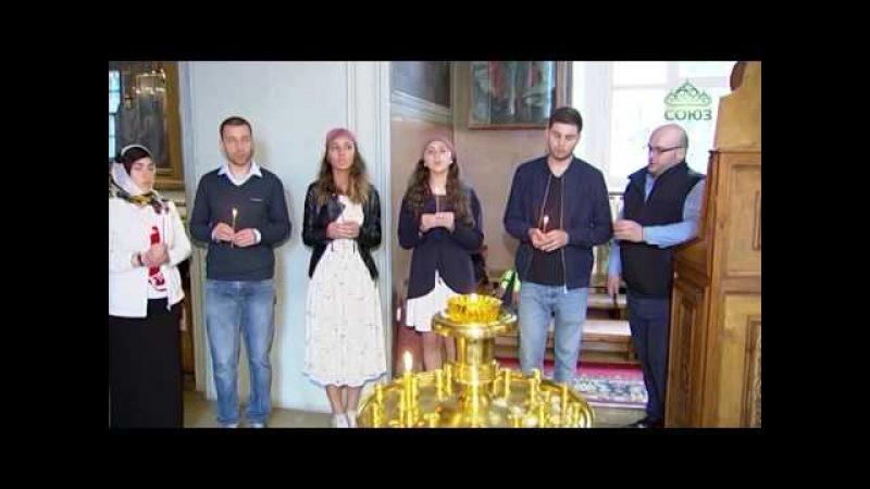 В Московском храме свт Николая несколько дней пребывала икона и скуфья прп Гавр ...