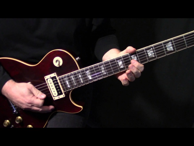 How to play Comfortably Numb second guitar solo by Pink Floyd | David Gilmour | LESSON