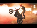 Two Friends, Two Supermotos, One Lifestyle