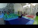Прыжки на батуте в батутном центре @zlatxpro СК Локомотив, г.Златоуст