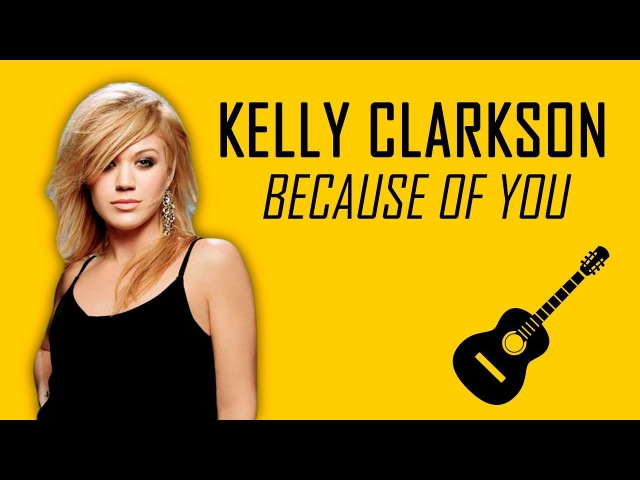 Kelly Clarkson - Because of You | Cover by SOUNDCHECK