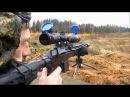 Вепрь-308 и AR-10 В одном флаконе..Vepr 308 and AR 10 - two in one..!!