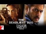The Deadliest Duo - Promo  Tiger Zinda Hai  Salman Khan  Katrina Kaif  Ali Abbas Zafar
