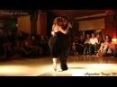 Noelia Hurtado y Carlitos Espinoza Tango 5 5 Milonga Al Campo Yad Shmona 25 11 2017