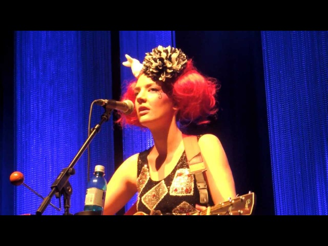 Gabby Young and Other Animals, Honey, live at Nikolaisaal, Potsdam