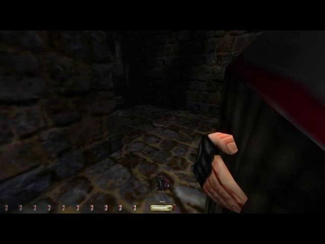 Thief Gold: Break from Cragscleft Prison: Expert, Ghosting, No Reloads, Walkthrough,