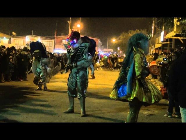 Просто дьявольская ламбада: Ночная Diablada в Чили