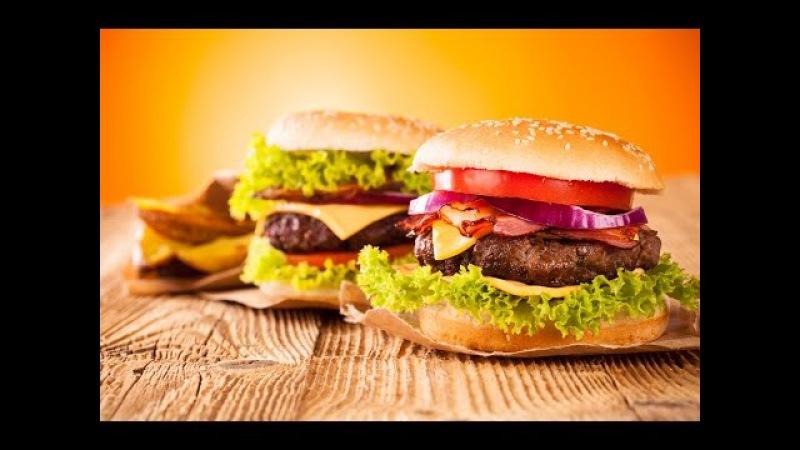 Как сделать БИГ ТЕЙСТИ (Big Tasty Mcdonalds)